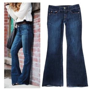 American Eagle Artist Flare Super Stretch Jeans